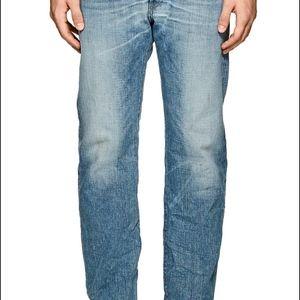 BRAND NEW RRL Straight-Leg Jeans 36